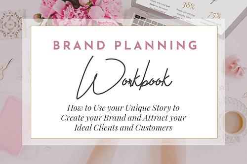 brand planning workbook