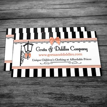 Greta & Diddles Branding