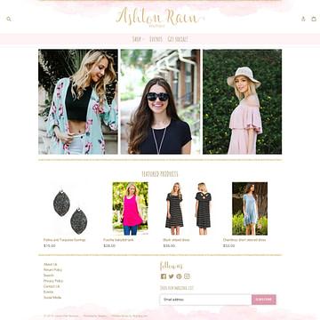 Ashton Rain Boutique