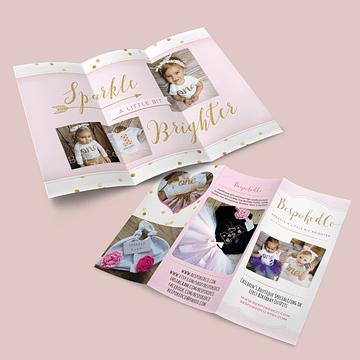 BespokedCo Brochure Design